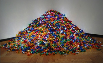 Confection: Felix Gonzalez Torres