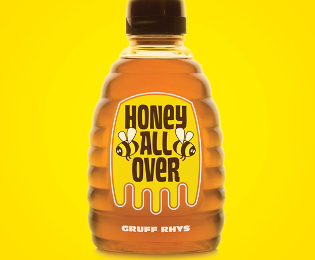 Honey All Over Gruff Rhys