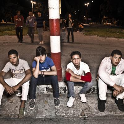 Photographic Essay: Teenage Clans
