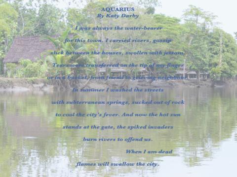 Poem: Aquarius