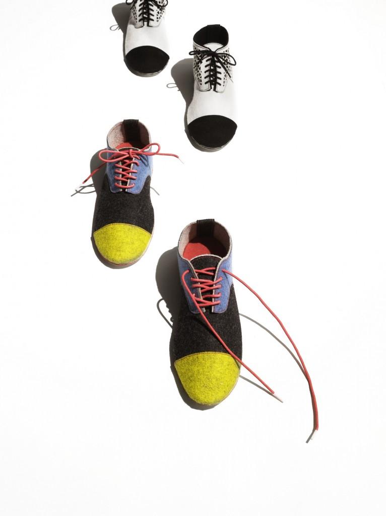 Adam Goodrum - Shoes