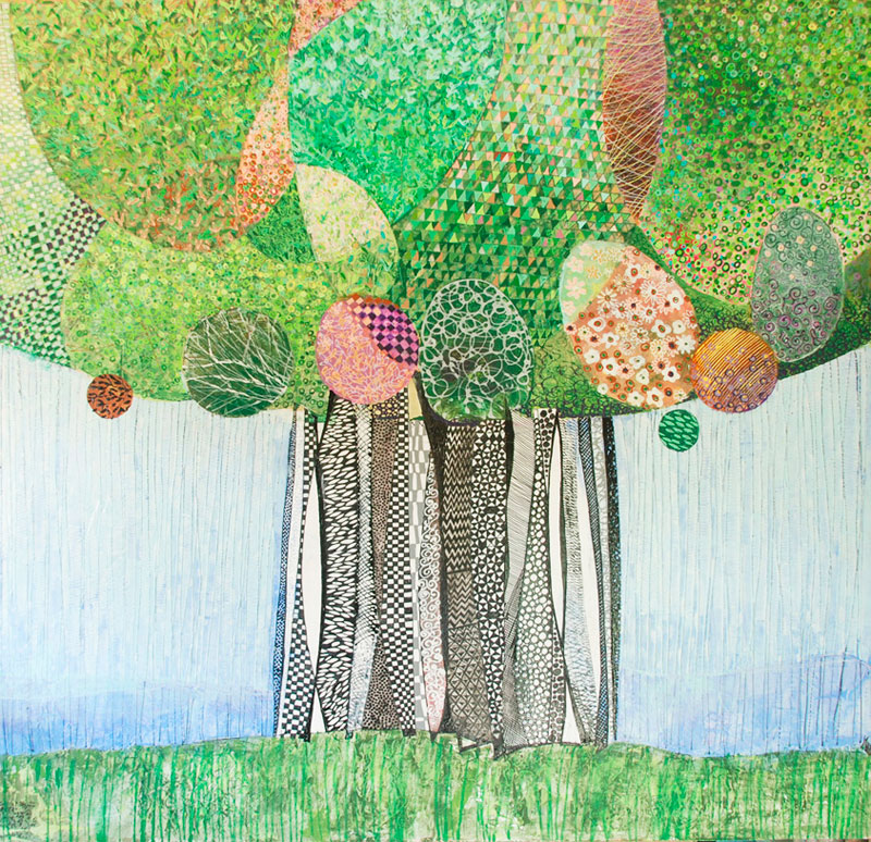 Daniel Blignaut A Conversation with Trees