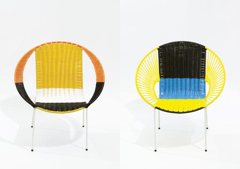 100 Chairs at SPAZIO MARNI
