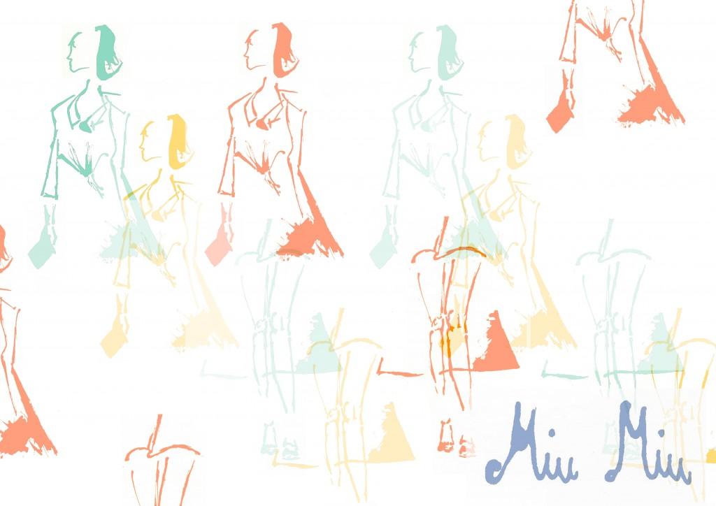 Miu Miu by Lisa Marie Grigsby