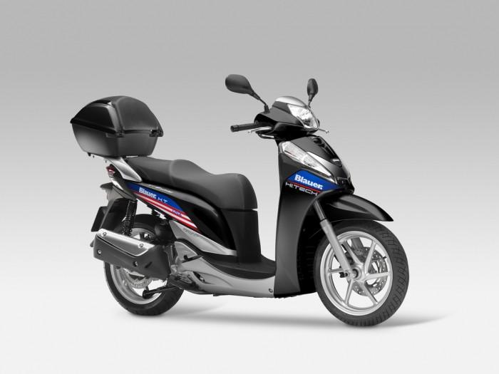 SH300i Blauer Limited Edition _ Black