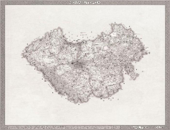 Walter - Nova Utopia (small) courtesy of TAG Fine Arts