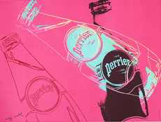 BOLD: Perrier Goes Pop