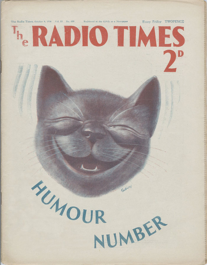 9.10.36 Humour Number