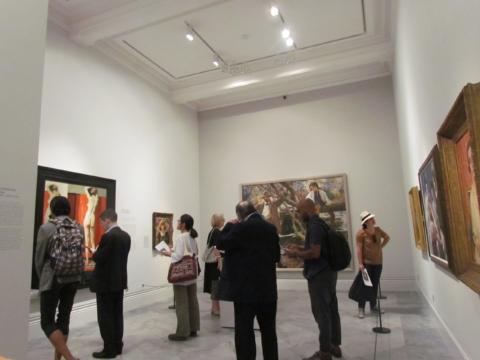 Laura Knight Exhibit