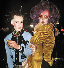 V&A: Club to Catwalk: London Fashion in the 1980s