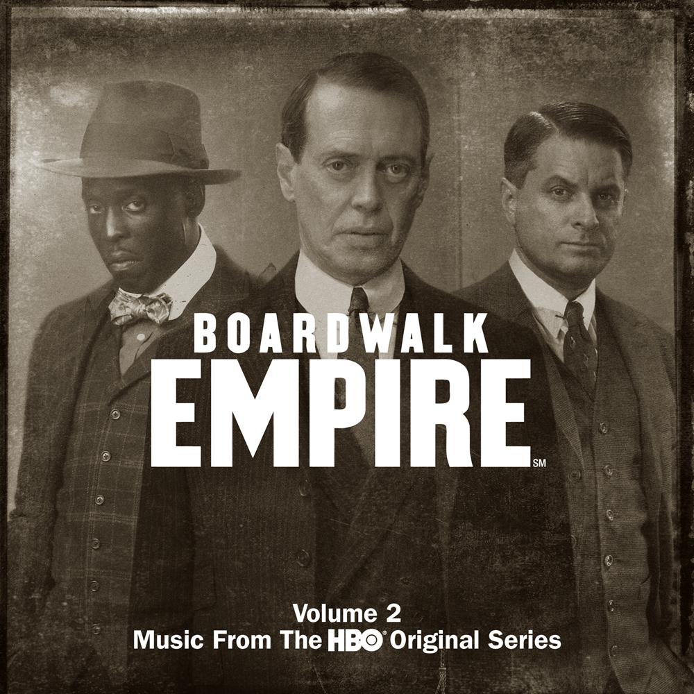 Boardwalk Empire Vol 2 Cover Art