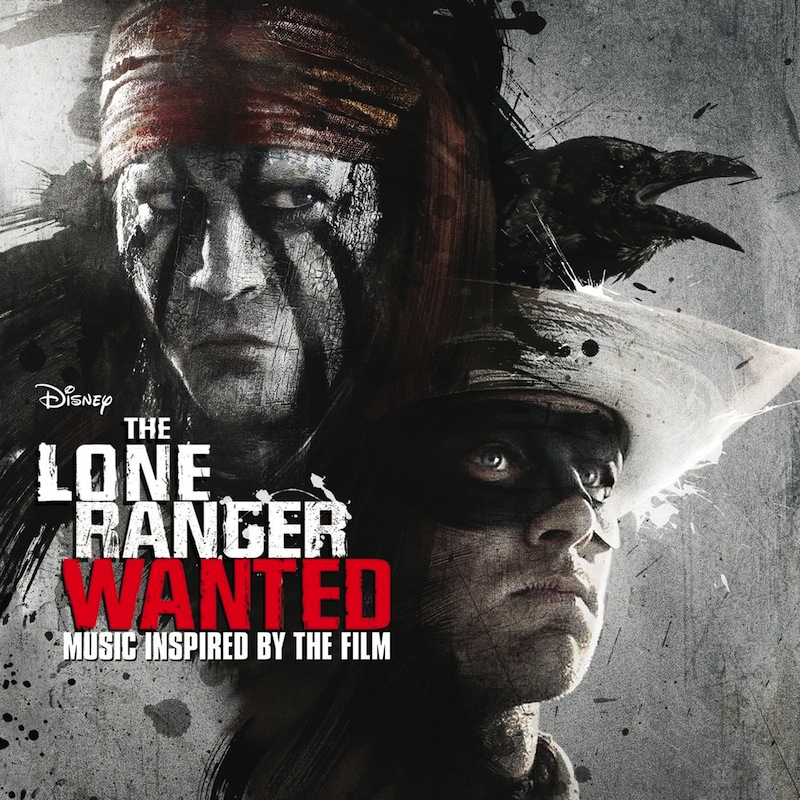 The Lone Ranger Inspired by Soundtrack
