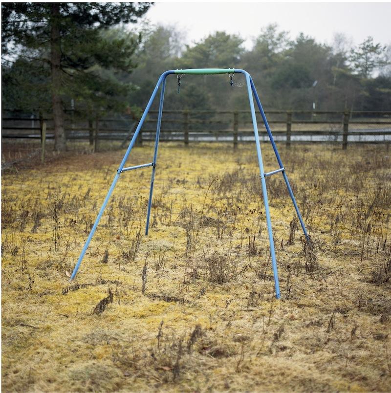 Untitled, (Swing) Bullington, March 2010 By James Duncan Clark