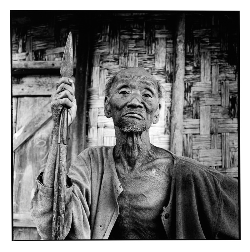 From the series Nagaland by David Bailey 2012