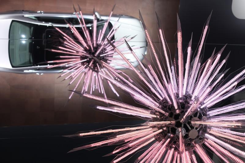 Downtown Supernova by Moritz Waldemeyer and Audi