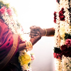 The Radiance of A Wedding