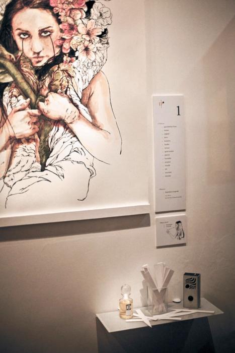 Illuminum Fragrant Art Exhibition
