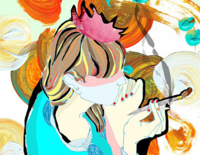 Illustration by Anna Ferrier