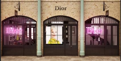 Dior Beauty Hall