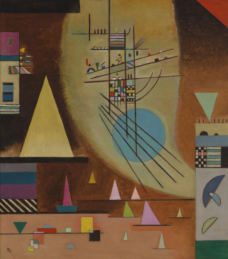 Wassily Kandinsky Verstommen