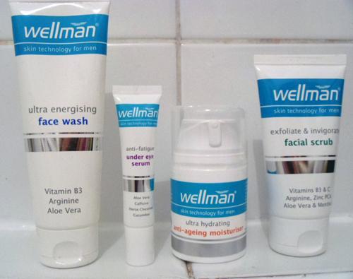 Wellman ST