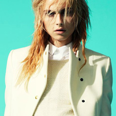 Andrej Pejic Playing Fashion