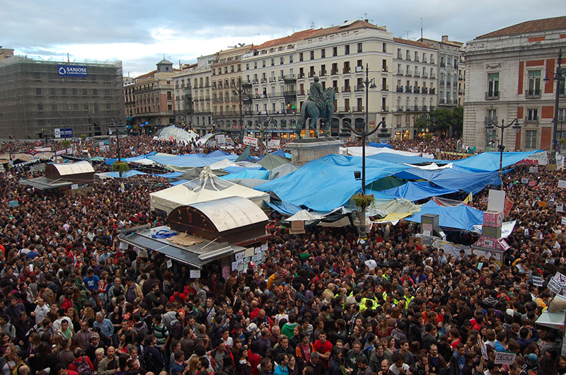 OccupyMadrid