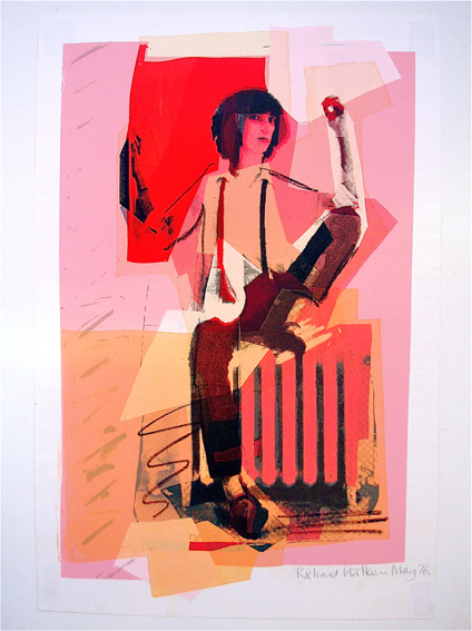 Punk Pink Posing Patti, 1976