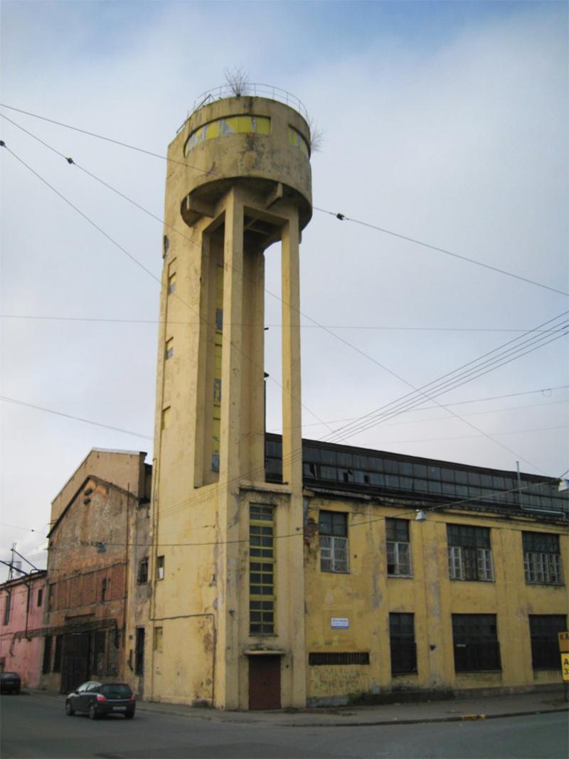 Chernikhov Factory Tower for wp