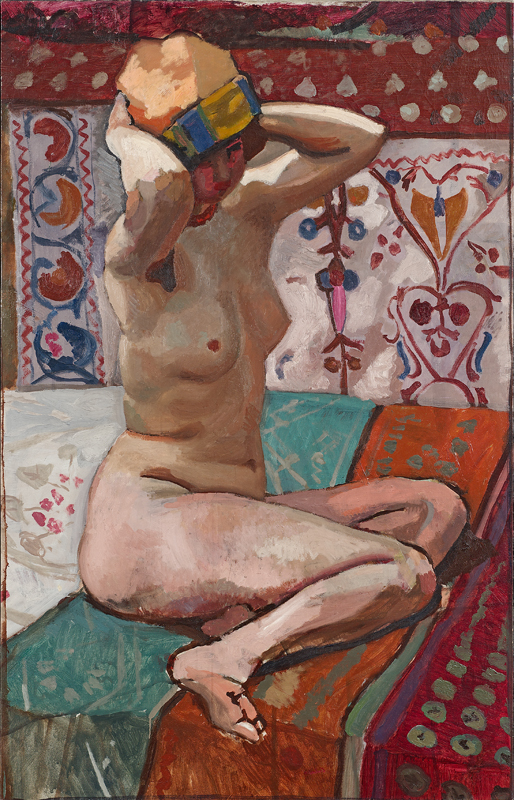 Nude Alfred Lombard, 1884 -1973