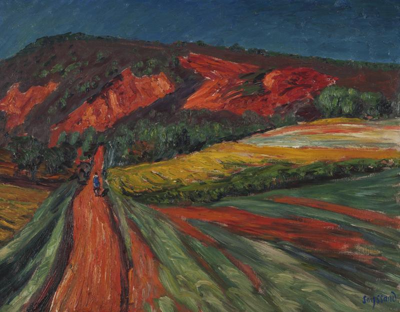 Ocres Rene Seyssaud 1867 -1952 (1)
