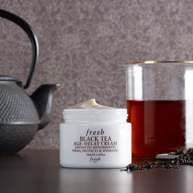 Fantasy: Shall we put some tea in our eye cream anyone…
