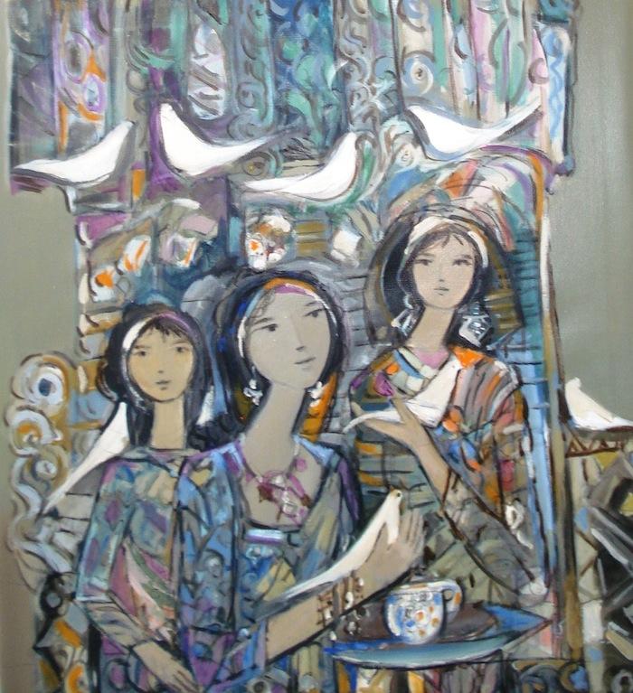 The dream... The hope by Rajha Al-Qudsi
