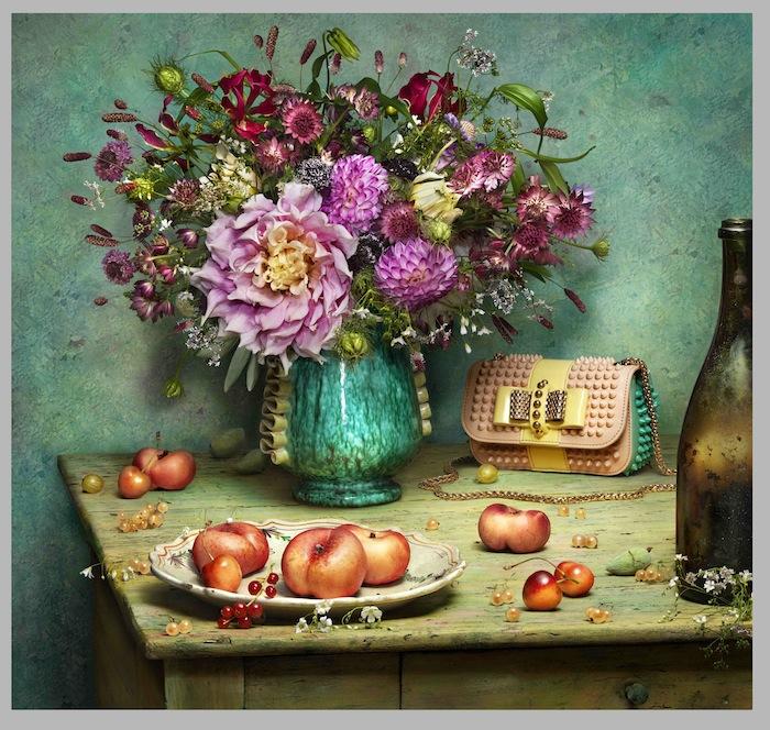 SS14 Louboutin Look Books Cezanne _ Photographer Peter Lippman