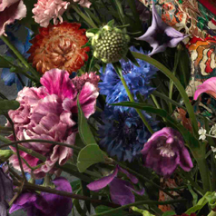 Fantasy: Lost in Floral Impressions