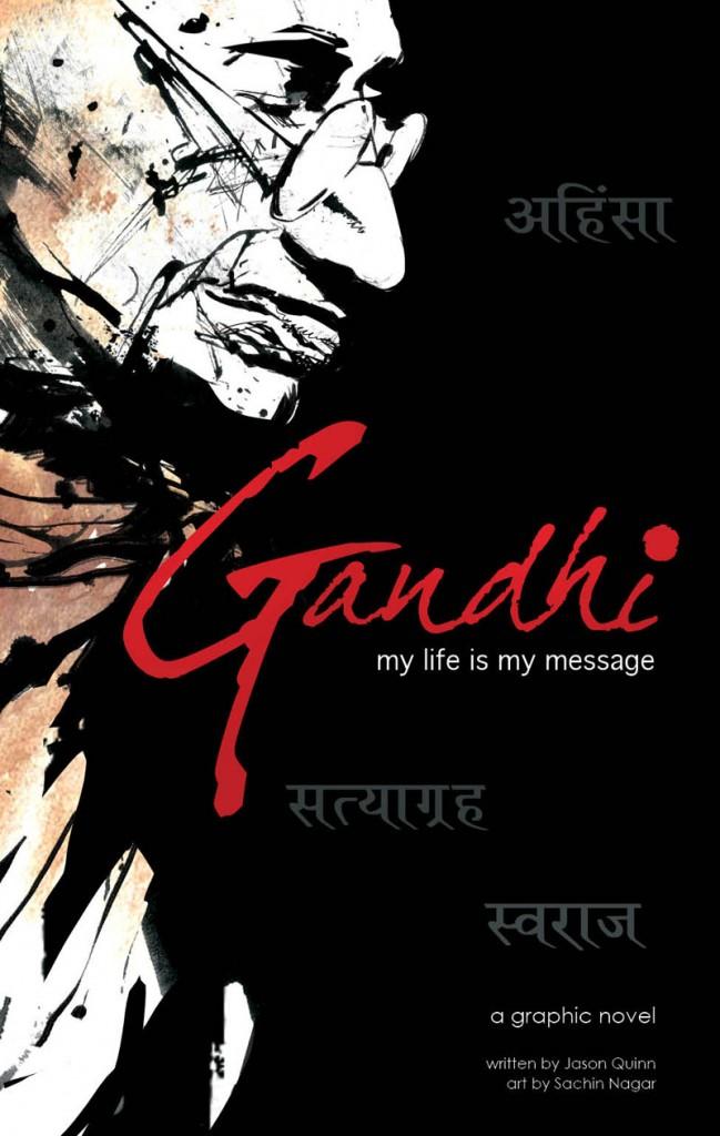 Gandhi-Campfire