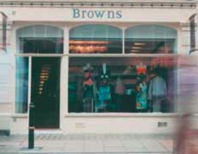 Browns Store Photography by Glen Burrows