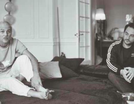 Mourad Mazouz and Stephane Malca