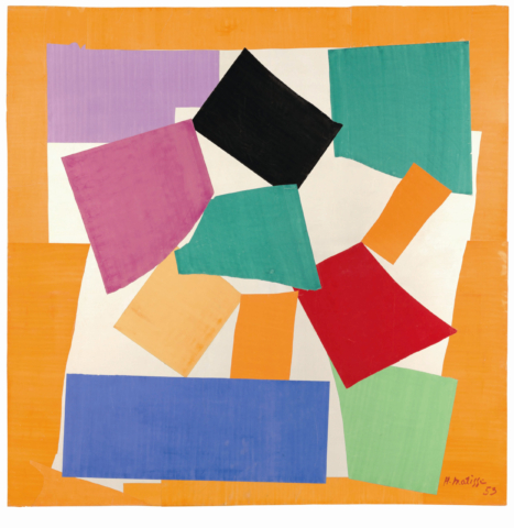 Sharp: Matisse's Cut-Outs