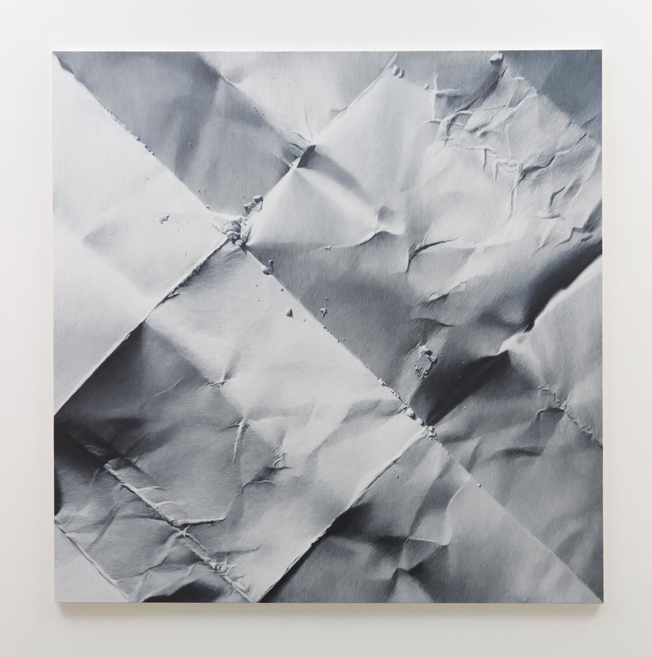 Palomino, 2012 Oil on canvas 230cm x 230cm