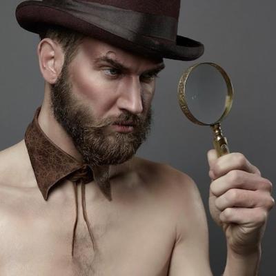 Sharp: The Art of Male Makeup