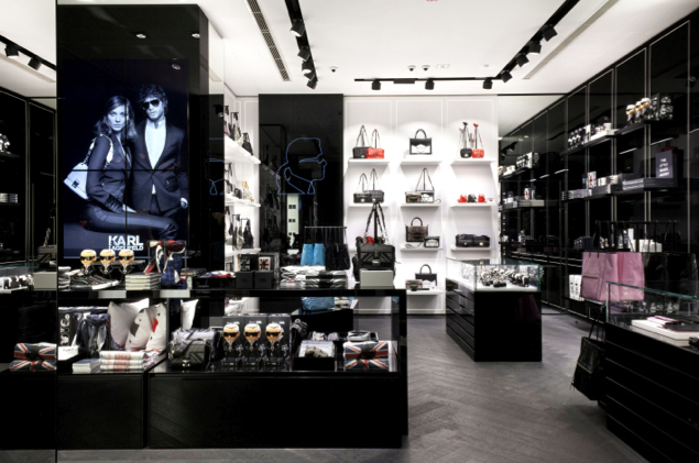 Karl Lagerfeld Regent Street Store