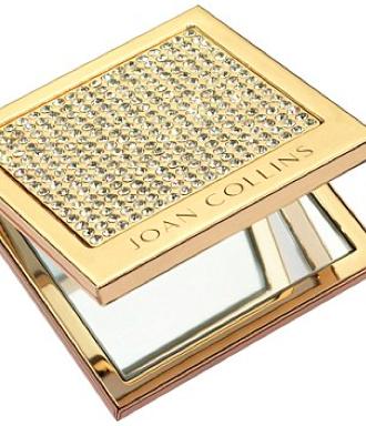 Joan Collins makeup range