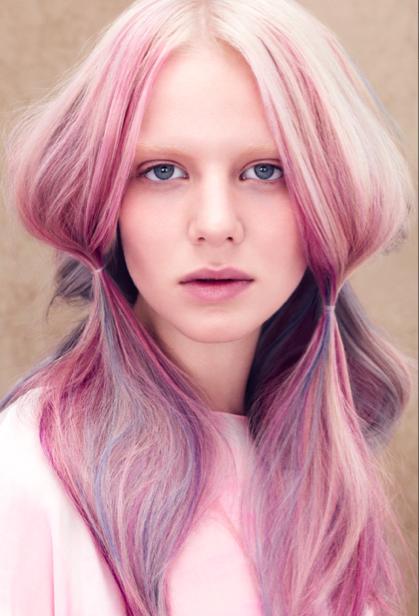 Cent - Aveda Tie Dye Hair 2