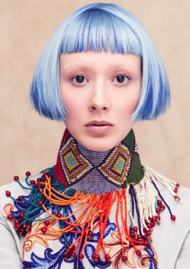 Cent - Aveda Tie Dye Hair