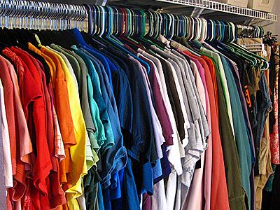 Raw: End clothing waste