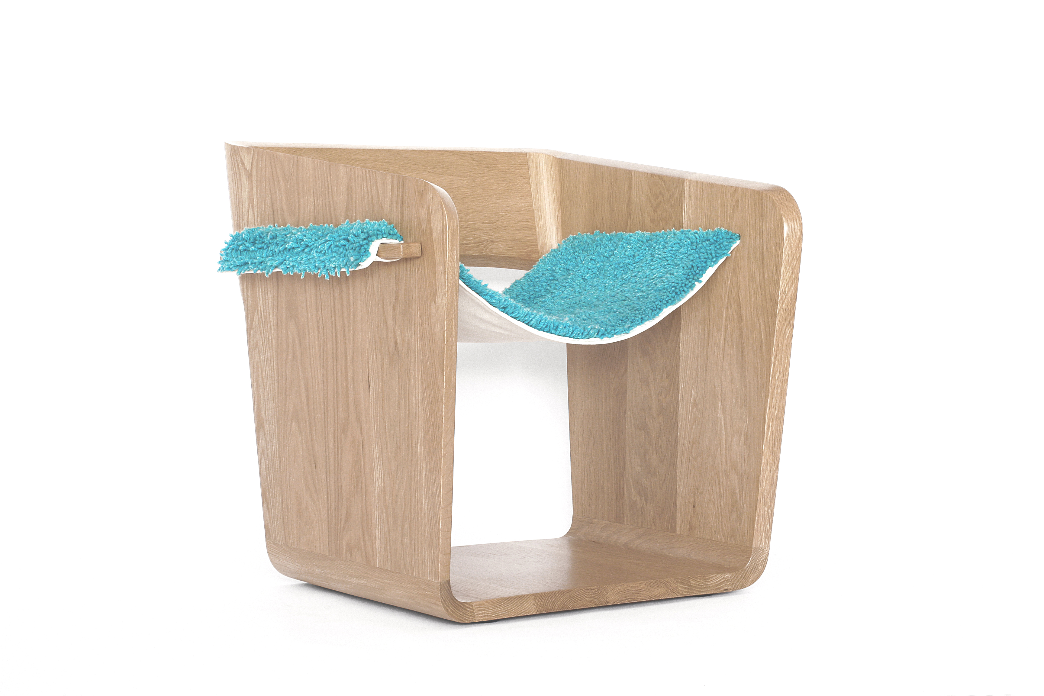 DAM. Dressed chair