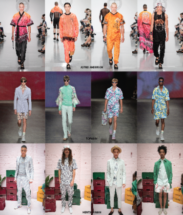 London Collections Men Day 1- MFW SS15.