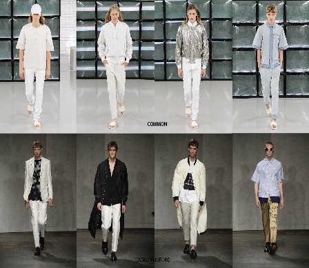 London Collections Men Day 2- MFW SS15.