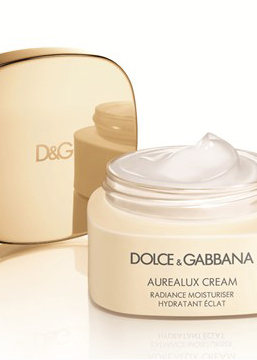Mirror: Going for Gold with Dolce & Gabbana